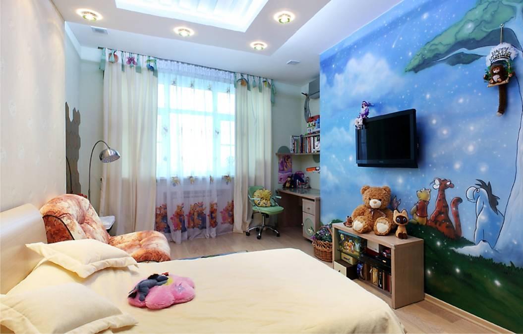 Фото детских комнат своими руками в квартире