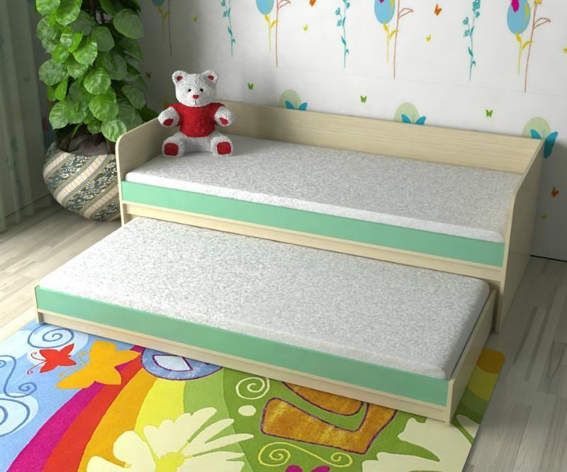 Детские кровати выдвижные фото