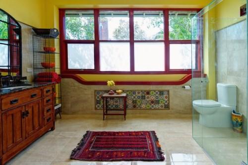 Melbourne-Bathroom-Rug-Bathroom-Mediterranean-Color-Schemes