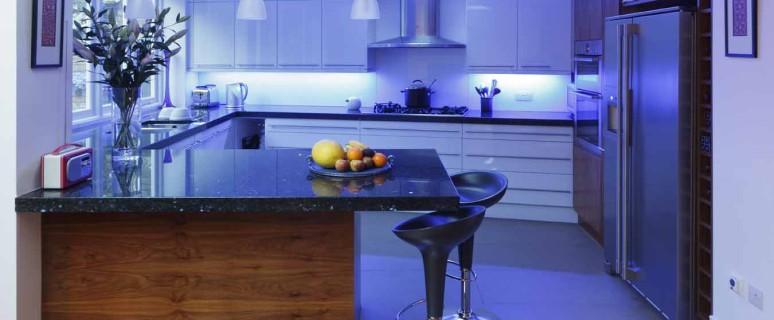 Кухонная подсветка своими руками