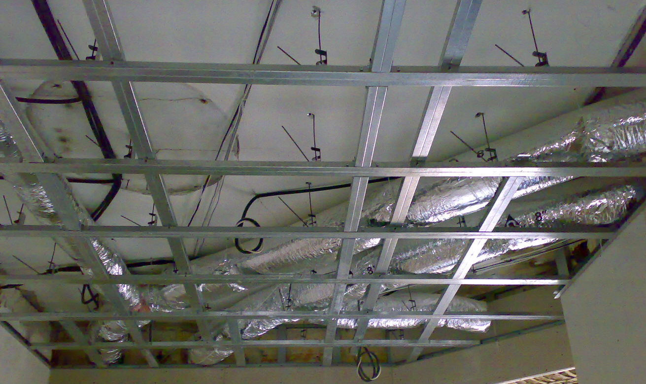 Из чего сделать потолок своими руками фото