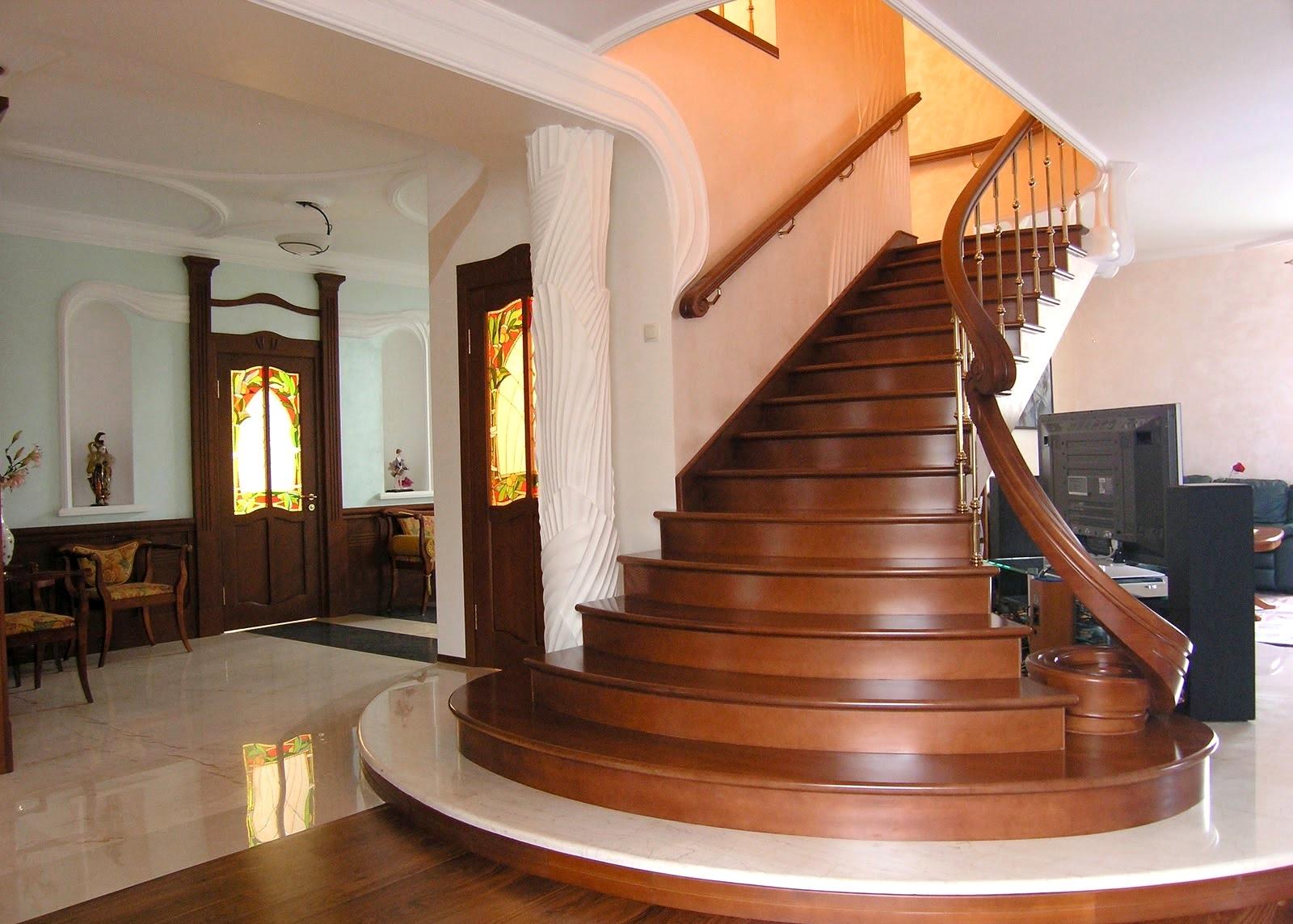 Лестницы своими руками интерьер