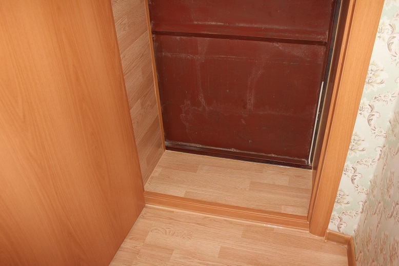Откосы на сейф двери своими руками