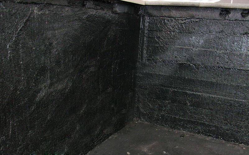 Гидроизоляция гаража изнутри своими руками 6