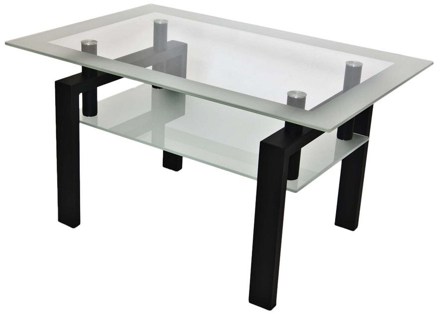 Как самому сделать журнальный столик из стекла