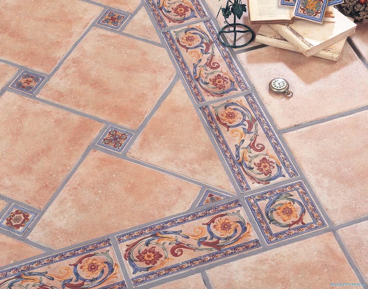 керамическая плитка фото на пол