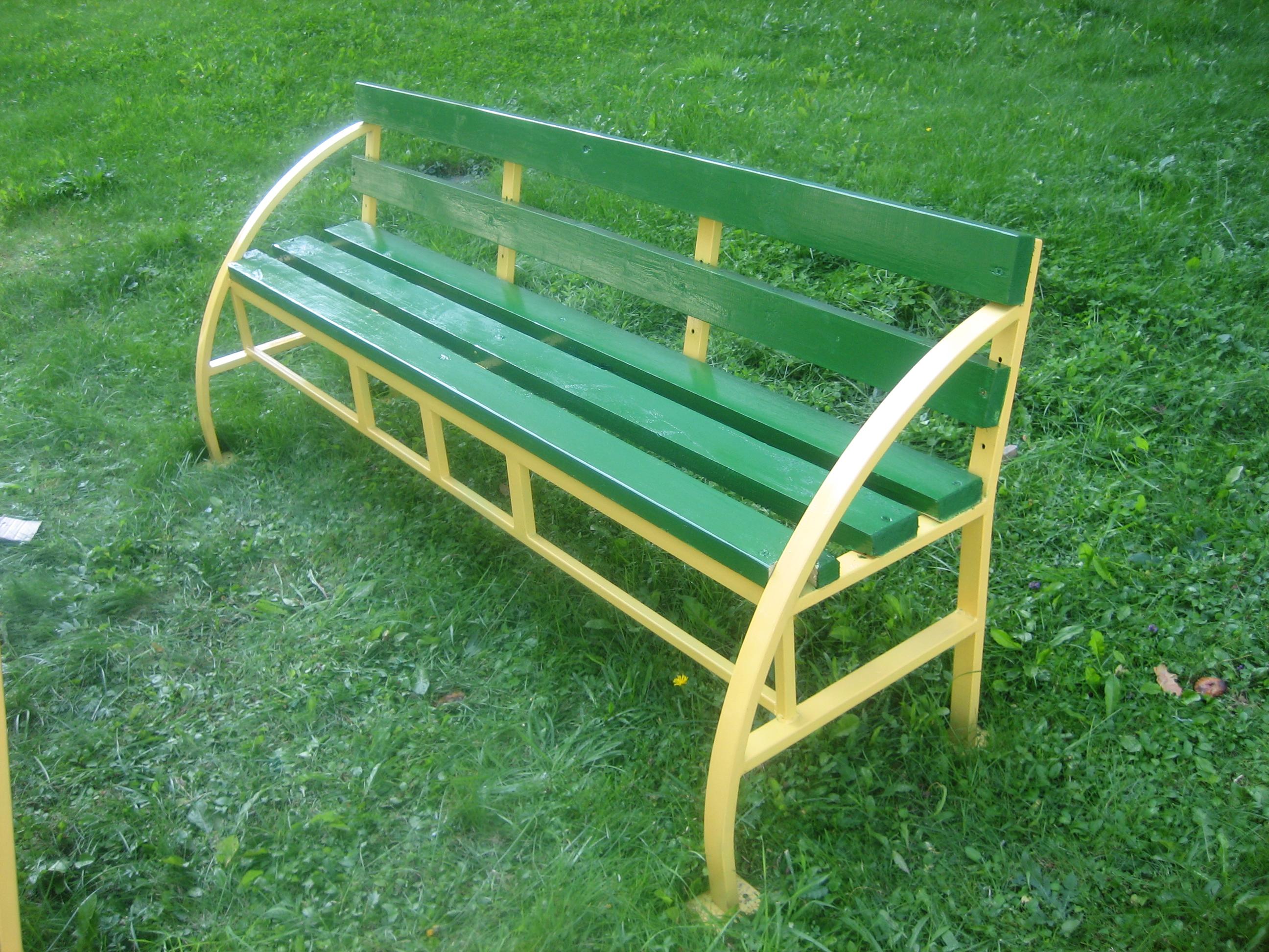 Садовая скамейка своими руками советы, примеры, фото 89