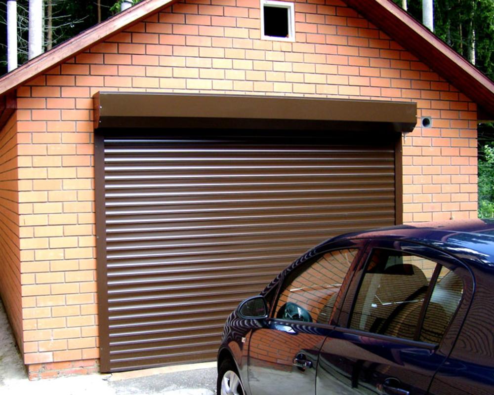 Для гаража рольставни своими руками видео
