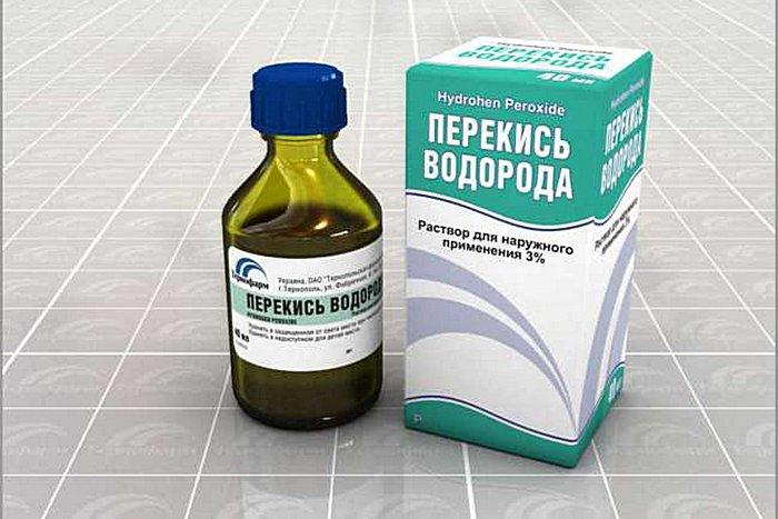 Дезинфекция колодца перекисью водорода своими руками RadeGost.ru
