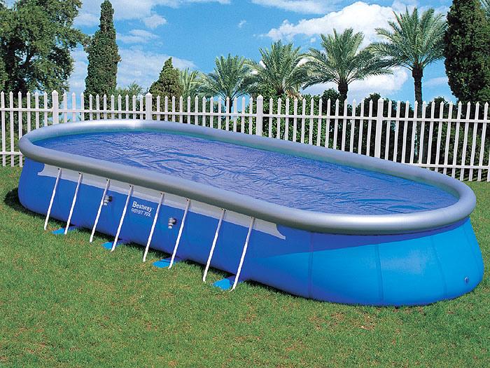 Как заклеить надувной бассейн