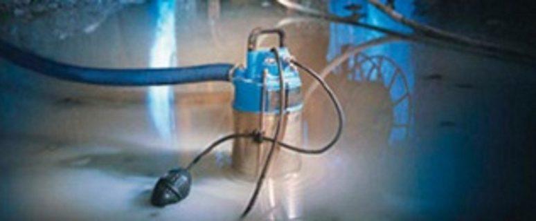 Сколько стоит откачать воду