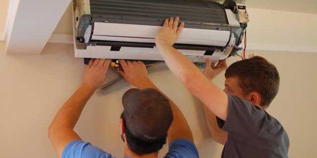 Как демонтировать кондиционер своими руками фото 139